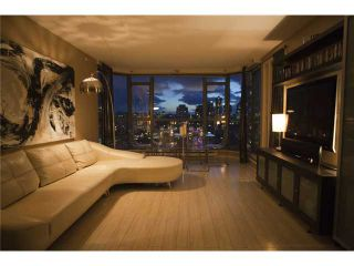 "Photo 3: # 1202 888 HAMILTON ST in Vancouver: Downtown VW Condo for sale in ""Rosedale Gardens"" (Vancouver West)  : MLS®# V933899"