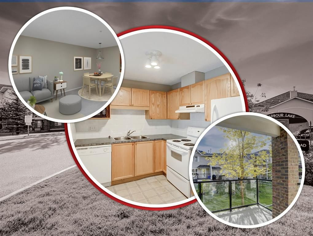 Main Photo: 1106 928 Arbour Lake Road NW in Calgary: Arbour Lake Apartment for sale : MLS®# A1149692