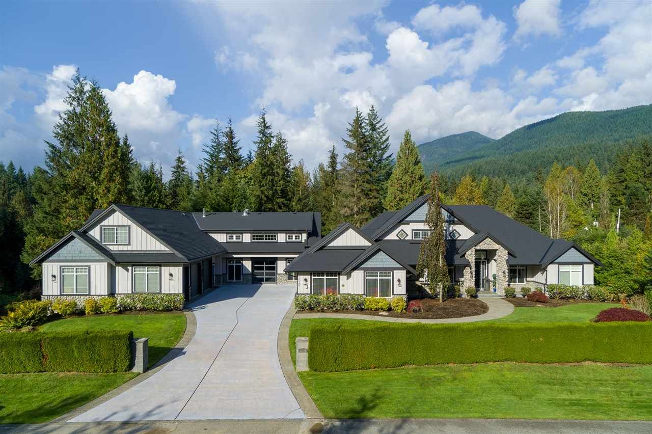 "Main Photo: 1130 MOUNTAIN AYRE Lane: Anmore House for sale in ""Mountain Ayre Lane"" (Port Moody)  : MLS®# R2512697"