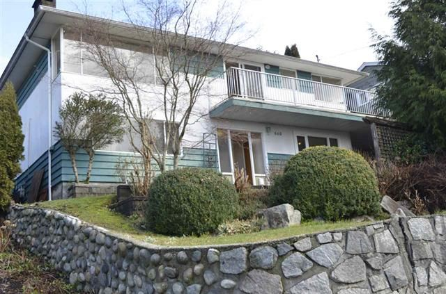 Main Photo: 660 BLUERIDGE AVENUE in NORTH VANCOUVER: Canyon Heights NV House for sale (North Vancouver)  : MLS®# R2035176