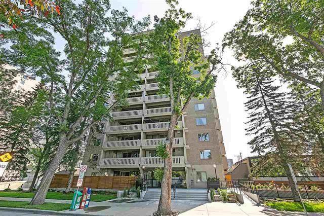Main Photo: 604 9809 110 Street in Edmonton: Zone 12 Condo for sale : MLS®# E4245442
