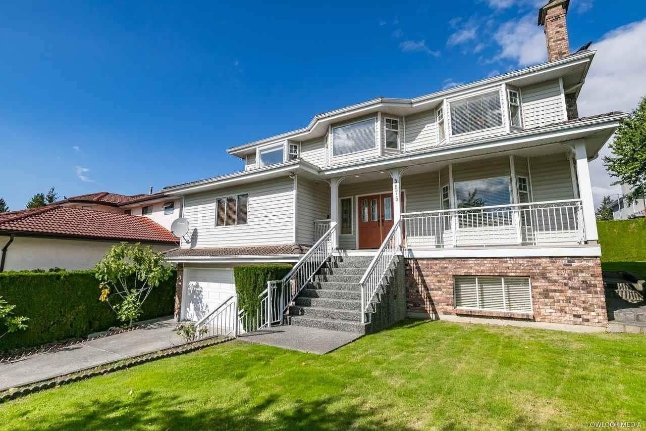 Main Photo: 5575 VENABLES Street in Burnaby: Parkcrest House for sale (Burnaby North)  : MLS®# R2592833