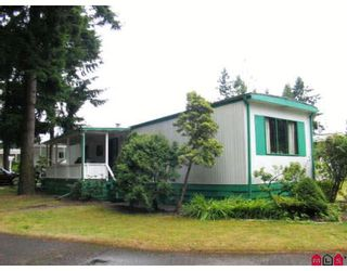 Photo 1: 30 20071 24 Avenue in Langley: Brookswood Langley Manufactured Home for sale : MLS®# R2524852