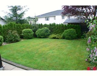 """Photo 8: 11155 154TH Street in Surrey: Fraser Heights House for sale in """"FRASER HEIGHTS"""" (North Surrey)  : MLS®# F2900344"""