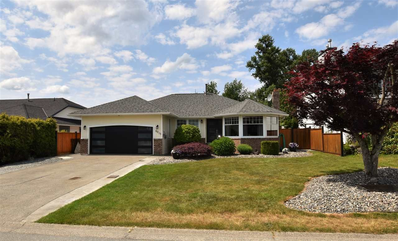 "Main Photo: 6215 186 Street in Surrey: Cloverdale BC House for sale in ""EAGLECREST"" (Cloverdale)  : MLS®# R2277340"