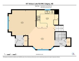 Photo 13: 917 Arbour Lake Road NW in Calgary: Arbour Lake Detached for sale : MLS®# A1091017