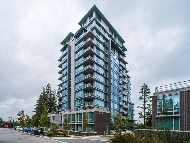Main Photo: 507 9060 UNIVERSITY CRESCENT in Burnaby: Simon Fraser Univer. Condo for sale (Burnaby North)  : MLS®# R2427371