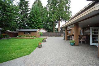 Photo 36: 19329 123rd AVENUE in PITT MEADOWS: House for sale