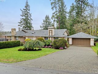 Photo 1: 4352 Parkwood Terr in VICTORIA: SE Broadmead Half Duplex for sale (Saanich East)  : MLS®# 780519