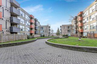 "Photo 1: 205 12075 228 Street in Maple Ridge: East Central Condo for sale in ""THE RIO"" : MLS®# R2535521"