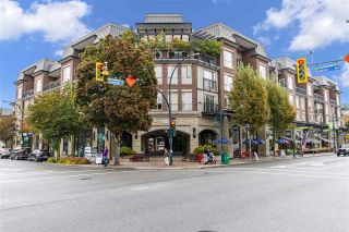 """Photo 1: 413 2627 SHAUGHNESSY Street in Port Coquitlam: Central Pt Coquitlam Condo for sale in """"Villagio"""" : MLS®# R2471007"""