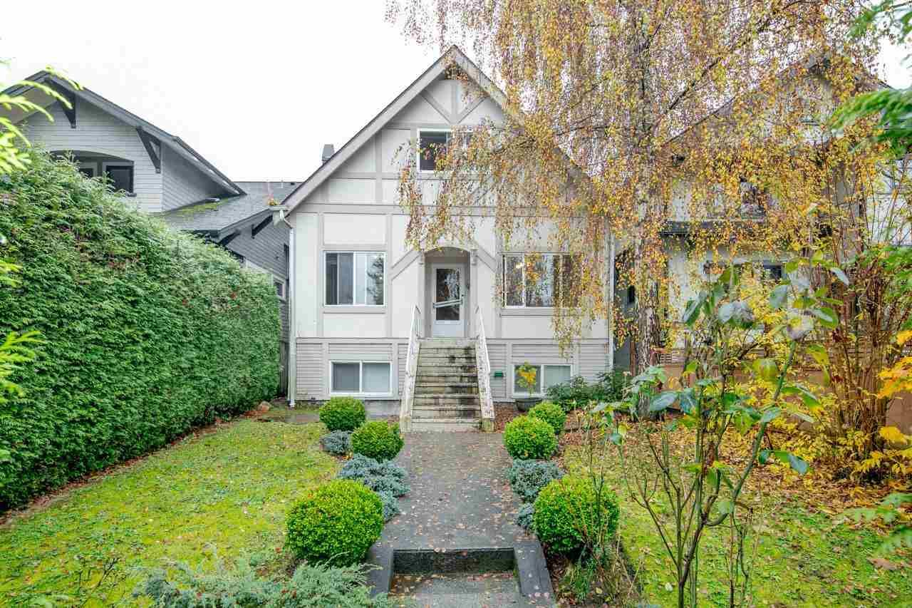 Main Photo: 3536 W 1ST AVENUE in Vancouver: Kitsilano House for sale (Vancouver West)  : MLS®# R2592285