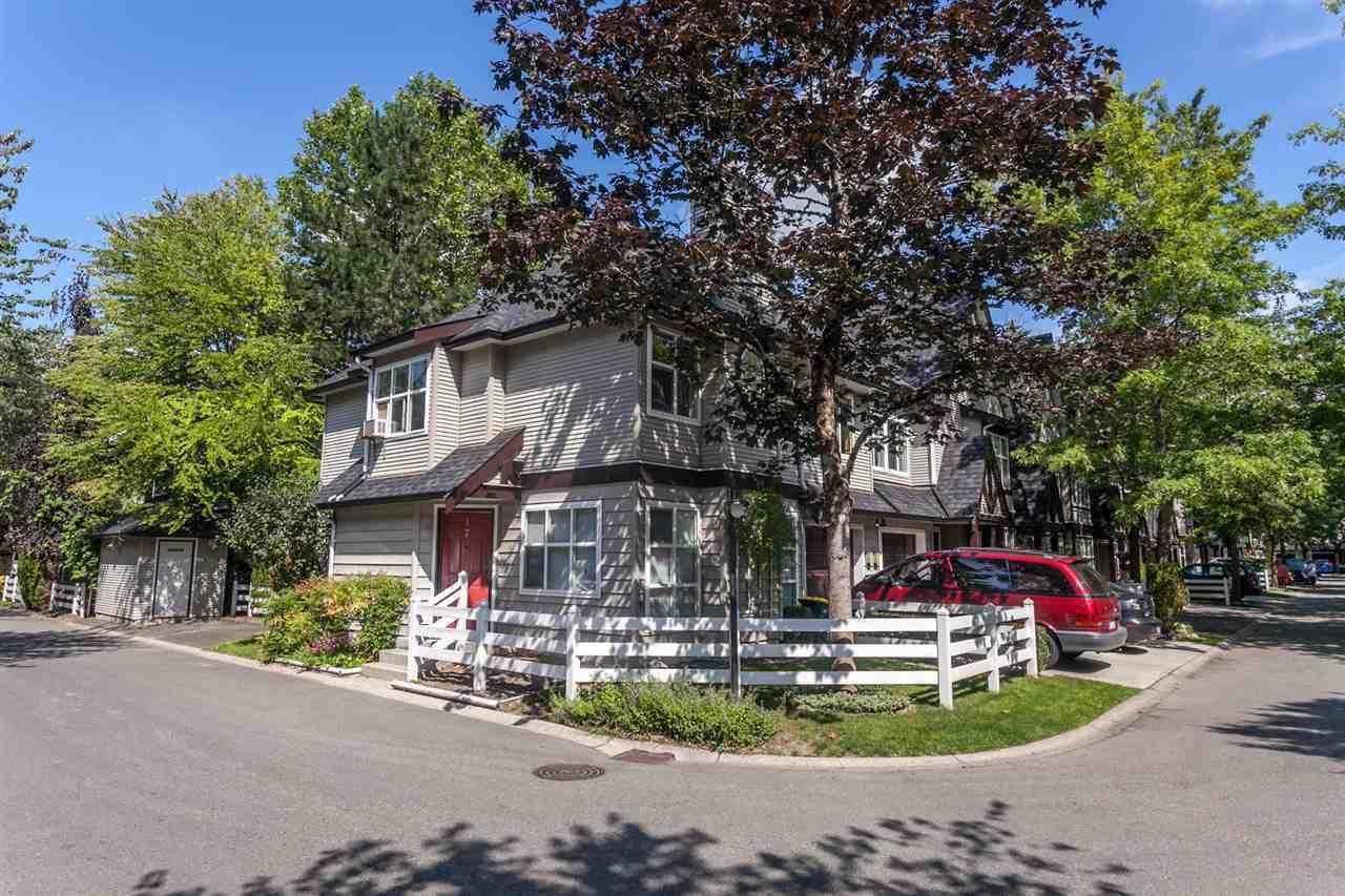 "Main Photo: 17 11757 236 Street in Maple Ridge: Cottonwood MR Townhouse for sale in ""GALIANO"" : MLS®# R2324411"