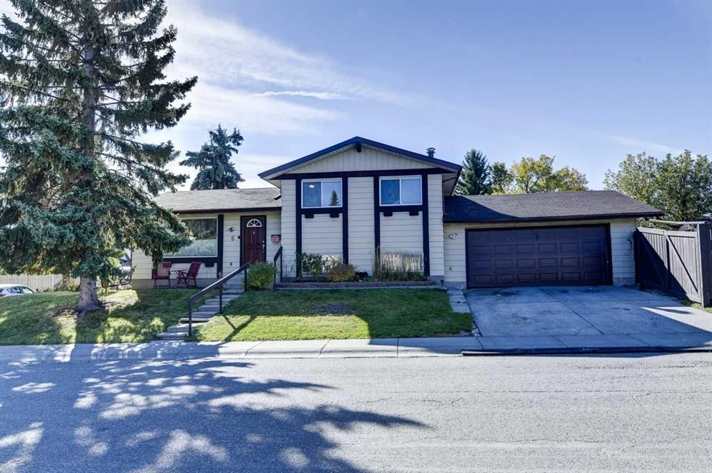 Main Photo: 6 Fonda Close SE in Calgary: Forest Heights Detached for sale : MLS®# A1150910