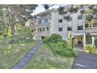 Photo 1: 317 1025 Inverness Road in VICTORIA: SE Quadra Residential for sale (Saanich East)  : MLS®# 319707