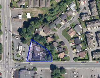 Main Photo: 46031 AIRPORT Road in Chilliwack: Chilliwack E Young-Yale Land Commercial for sale : MLS®# C8036405