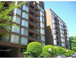 """Photo 1: 621 1333 HORNBY Street in Vancouver: Downtown VW Condo for sale in """"ANCHOR POINT 3"""" (Vancouver West)  : MLS®# V784454"""
