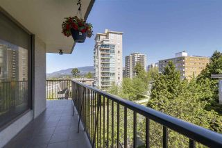 """Photo 14: 603 540 LONSDALE Avenue in North Vancouver: Lower Lonsdale Condo for sale in """"GROSVENOR PLACE"""" : MLS®# R2171024"""