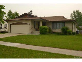 Photo 1: 643 Isbister Street in WINNIPEG: Westwood / Crestview Residential for sale (West Winnipeg)  : MLS®# 1515620