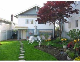 """Photo 6: 2939 MCGILL ST in Vancouver: Hastings East House for sale in """"N/A"""" (Vancouver East)  : MLS®# V588209"""