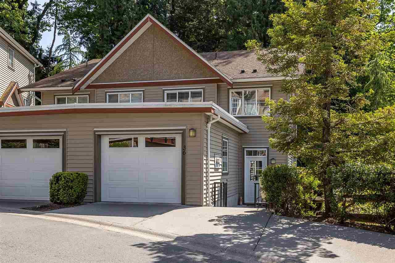 """Main Photo: 36 35626 MCKEE Road in Abbotsford: Abbotsford East Townhouse for sale in """"Ledgeview Villas"""" : MLS®# R2584168"""
