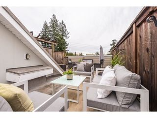 """Photo 25: 3 15833 26 Avenue in Surrey: Grandview Surrey Townhouse for sale in """"The Brownstones"""" (South Surrey White Rock)  : MLS®# R2541900"""