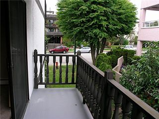 """Photo 15: 210 145 W 18TH Street in North Vancouver: Central Lonsdale Condo for sale in """"TUDOR COURT APARTMENTS"""" : MLS®# V840782"""