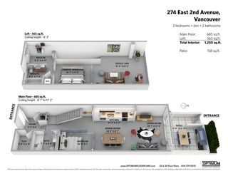 """Photo 38: 274 E 2ND Avenue in Vancouver: Mount Pleasant VE Townhouse for sale in """"JACOBSEN"""" (Vancouver East)  : MLS®# R2572730"""