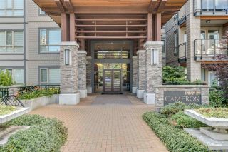 """Photo 1: 419 3399 NOEL Drive in Burnaby: Sullivan Heights Condo for sale in """"CAMERON"""" (Burnaby North)  : MLS®# R2482444"""