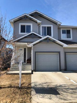 Photo 1: 23 Caragana Way: Fort Saskatchewan House Half Duplex for sale : MLS®# E4235911
