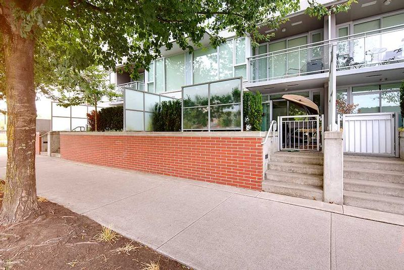 FEATURED LISTING: TH 109 - 1618 QUEBEC Street Vancouver