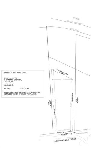 Photo 21: 10 Bowbank Crescent NW in Calgary: Bowness Residential Land for sale : MLS®# A1148358