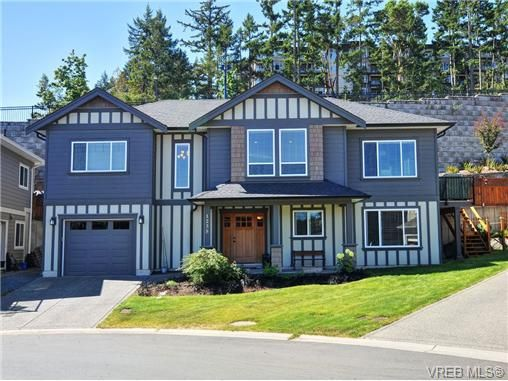 Main Photo: 1235 Clearwater Pl in VICTORIA: La Westhills House for sale (Langford)  : MLS®# 679781