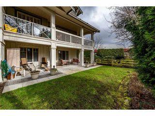 "Photo 19: 1 2133 151A Street in Surrey: Sunnyside Park Surrey Townhouse for sale in ""Kumaken"" (South Surrey White Rock)  : MLS®# R2443487"