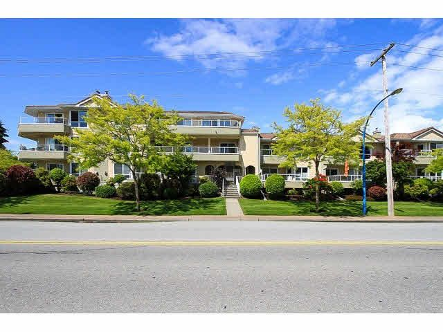 Main Photo: 9 15875 MARINE DRIVE in : White Rock Townhouse for sale : MLS®# F1412732