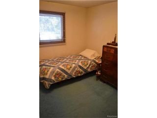 Photo 10: 608 Forbes Road in Winnipeg: South St Vital Residential for sale (2M)  : MLS®# 1704579