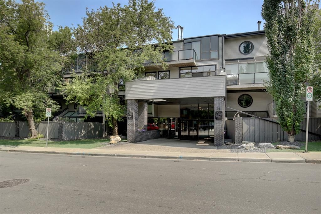Main Photo: 304 1732 9A Street SW in Calgary: Lower Mount Royal Apartment for sale : MLS®# A1133289