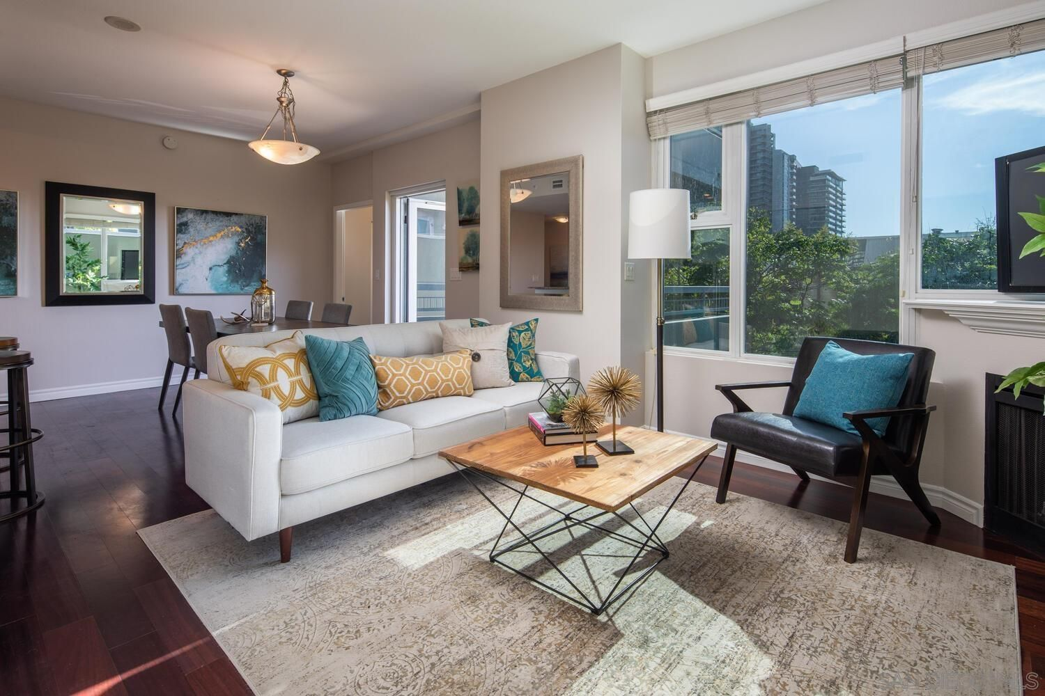 Main Photo: DOWNTOWN Condo for sale : 3 bedrooms : 300 W Beech #203 in San Diego