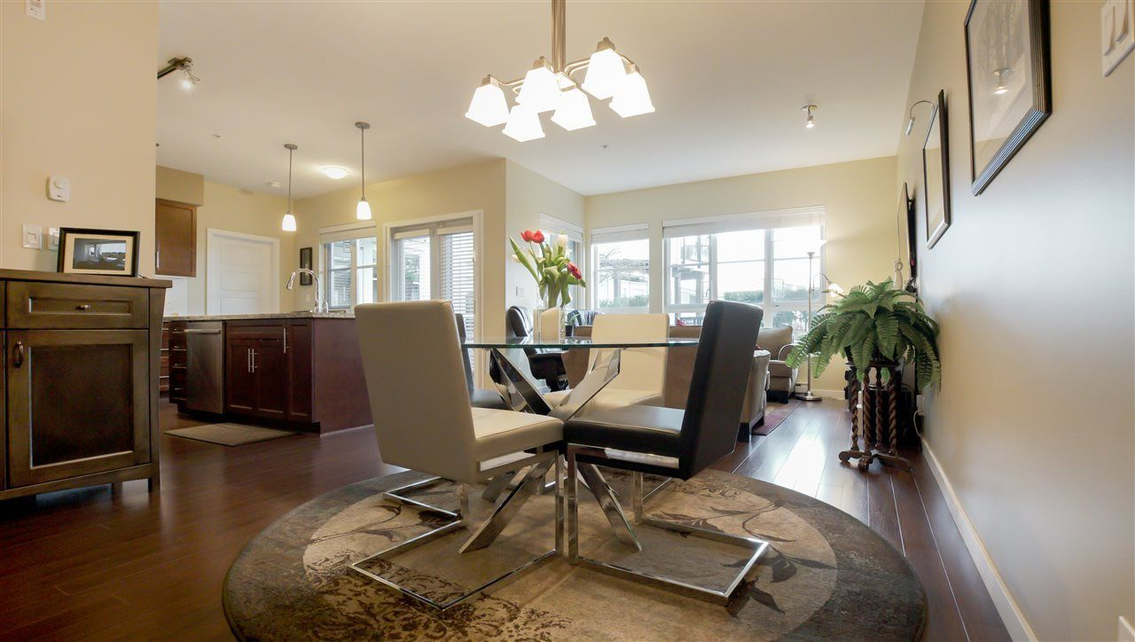 """Photo 5: Photos: 218 23215 BILLY BROWN Road in Langley: Fort Langley Condo for sale in """"WATERFRONT AT BEDFORD LANDING"""" : MLS®# R2252138"""