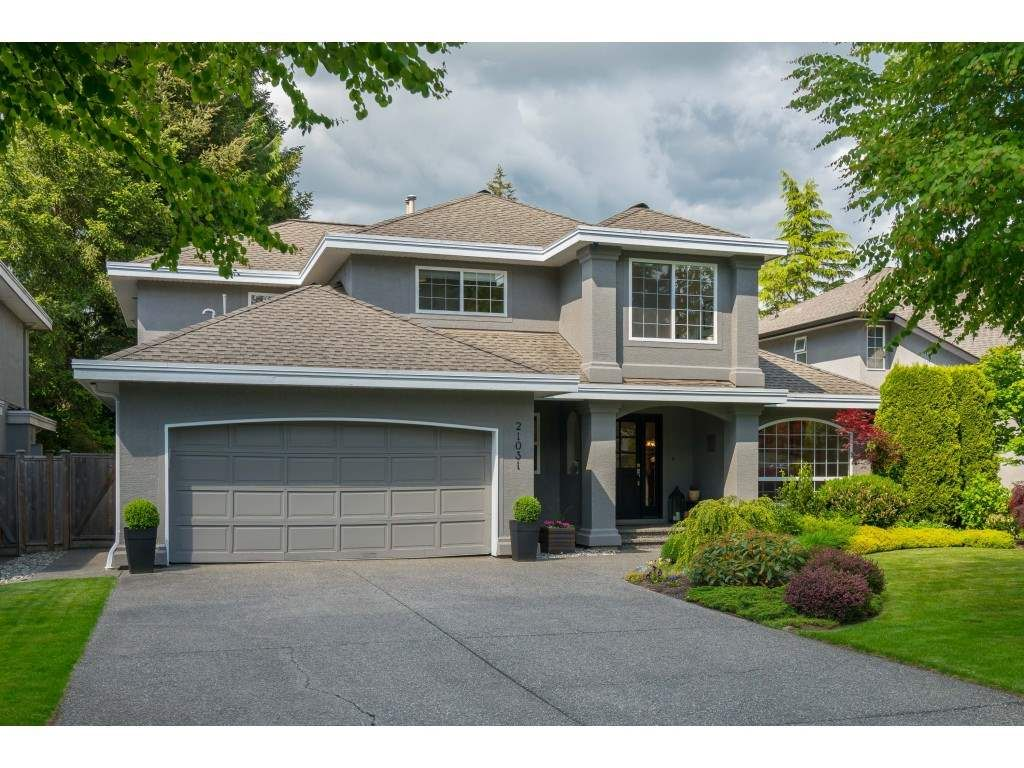 "Main Photo: 21031 43A Avenue in Langley: Brookswood Langley House for sale in ""Cedar Ridge"" : MLS®# R2457493"