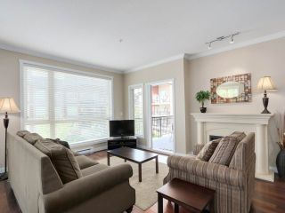 "Photo 5: 316 2628 MAPLE Street in Port Coquitlam: Central Pt Coquitlam Condo for sale in ""VILLAGIO 2"" : MLS®# R2074698"
