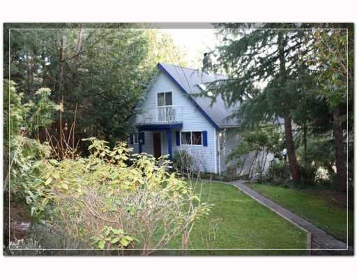 Main Photo: 7533 SECHELT INLET Road in Sechelt: Sechelt District House for sale (Sunshine Coast)  : MLS®# V813218
