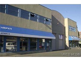 Main Photo: 2 416 Garbally Rd in VICTORIA: Vi Rock Bay Industrial for sale (Victoria)  : MLS®# 295433
