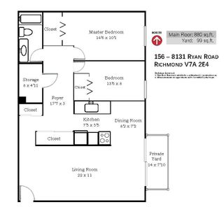 """Photo 15: 156 8131 RYAN Road in Richmond: South Arm Condo for sale in """"MAYFAIR COURT"""" : MLS®# R2340034"""