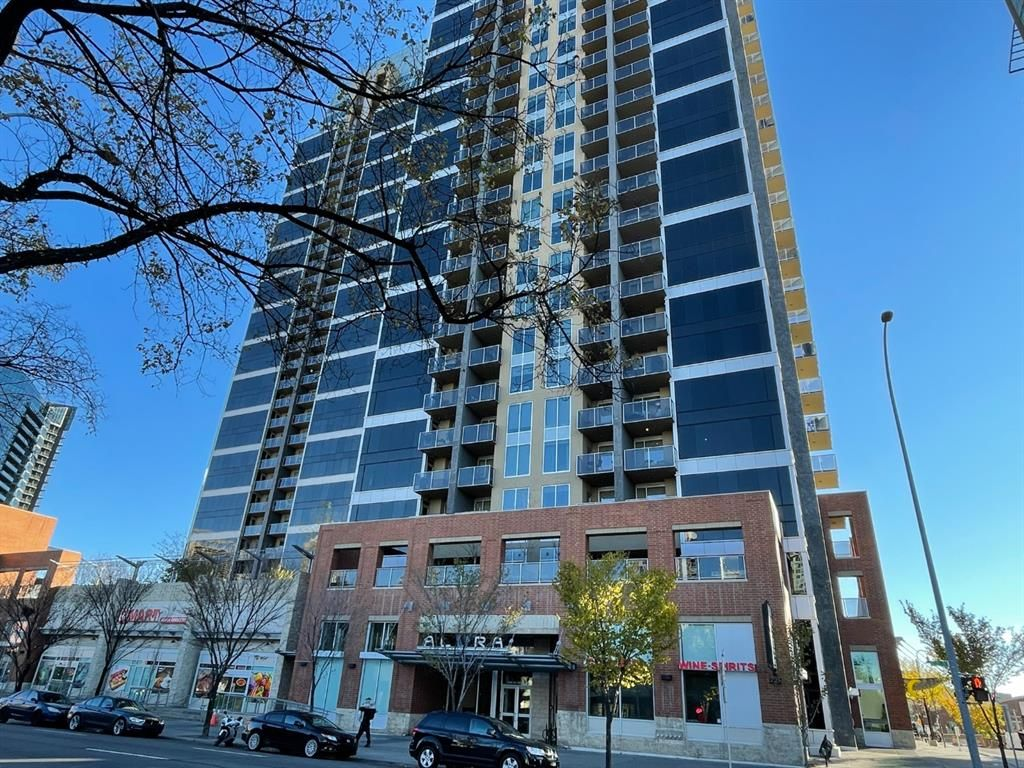 Main Photo: 1101 1320 1 Street SE in Calgary: Beltline Apartment for sale : MLS®# A1152936
