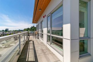 """Photo 17: 505 1621 HAMILTON Avenue in North Vancouver: Mosquito Creek Condo for sale in """"HEYWOOD ON THE PARK"""" : MLS®# R2407129"""