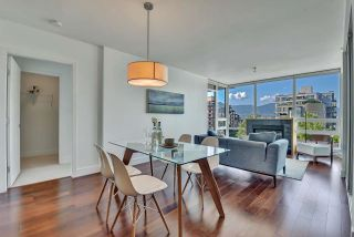 """Photo 2: 508 1675 W 8TH Avenue in Vancouver: Kitsilano Condo for sale in """"Camera by Intracorp"""" (Vancouver West)  : MLS®# R2604147"""