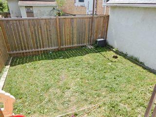Photo 9: 458 Burrows Avenue in Winnipeg: Duplex for sale : MLS®# 1819452