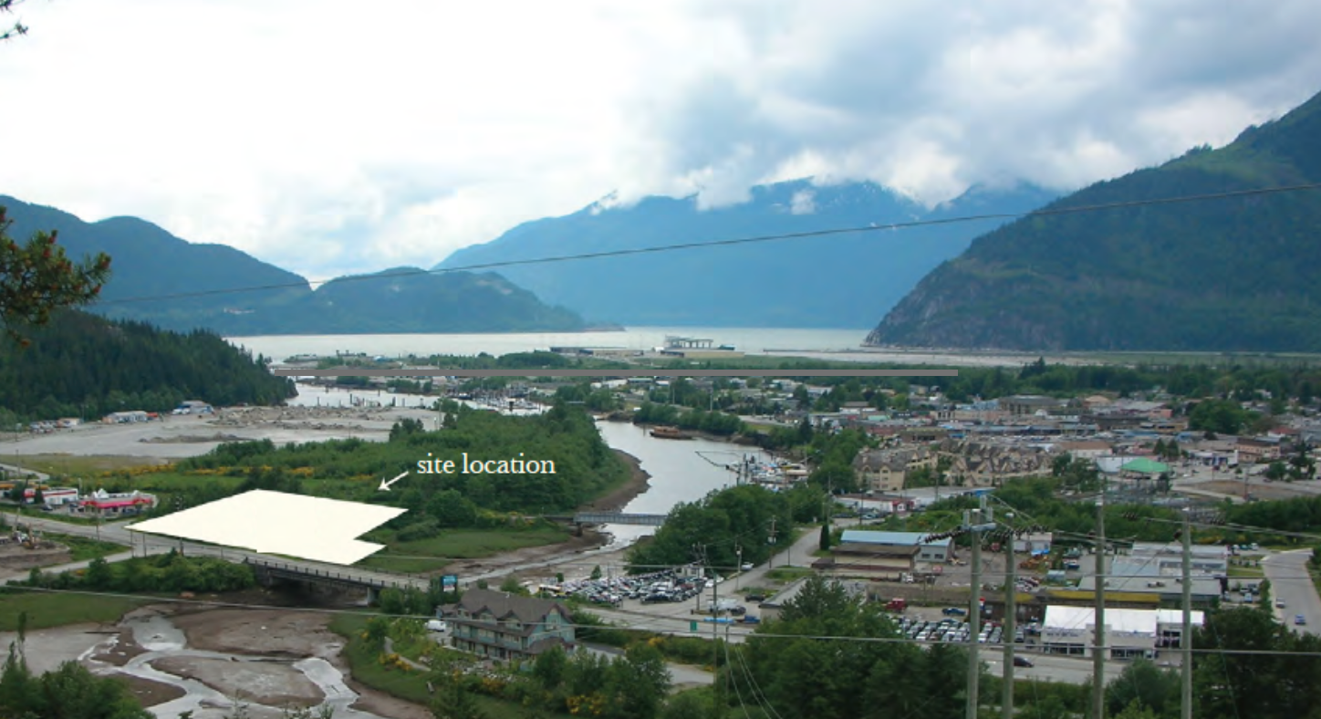 Main Photo: 1588 Hwy 99 in Squamish: Downtown Land Commercial for sale