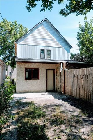 Photo 15: 714 Pritchard Avenue in Winnipeg: North End Residential for sale (4A)  : MLS®# 202116636